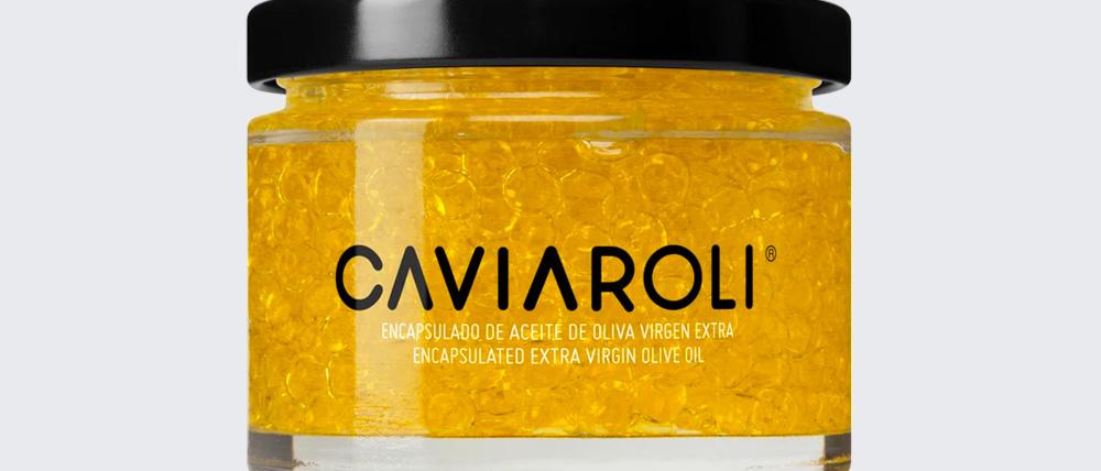 Gotas de aceite Caviaroli